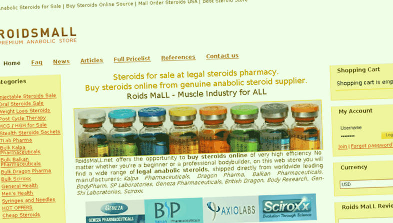 Roidsmall net Review: Where Rare Brands Of Erectile
